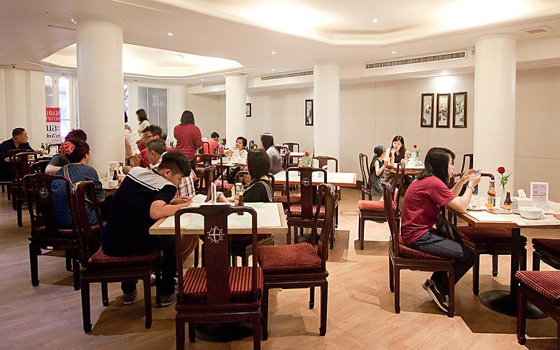 China Town Hotel Bangkok :餐厅