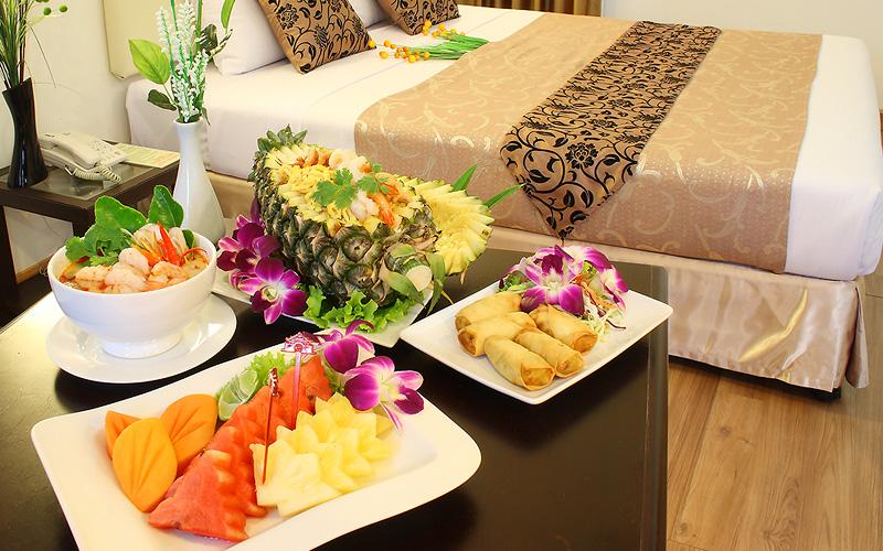China Town Hotel Bangkok :客房服务