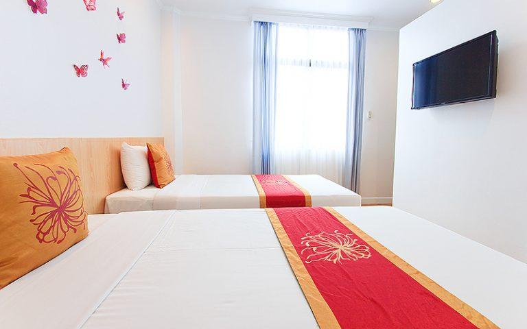China Town Hotel Bangkok : Standard Room