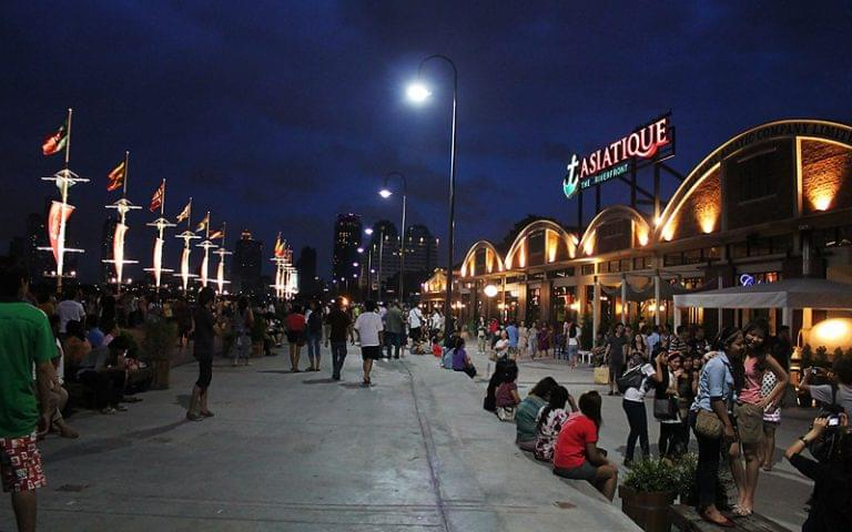 China Town Hotel Bangkok : ASIATIQUE The Riverfront