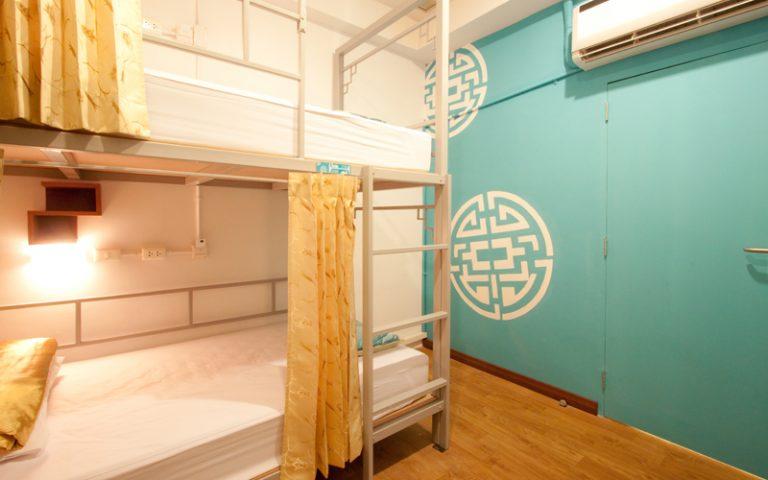 ห้องเตียง 2 ชั้น