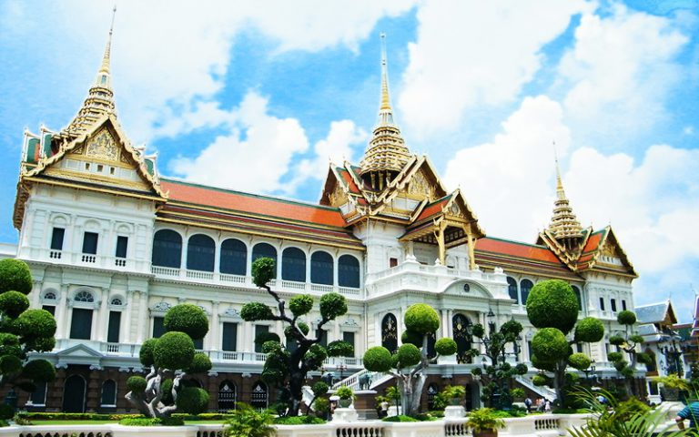 China Town Hotel Bangkok : The Grand Palace and Wat Phra Keaw
