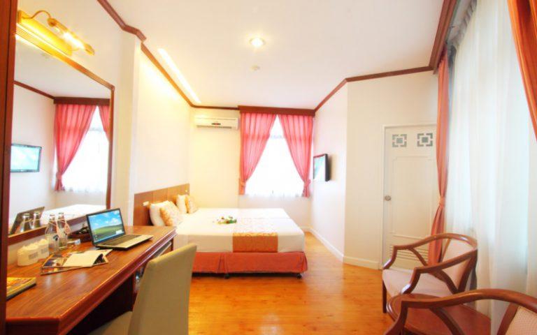 China Town Hotel Bangkok : 高级房