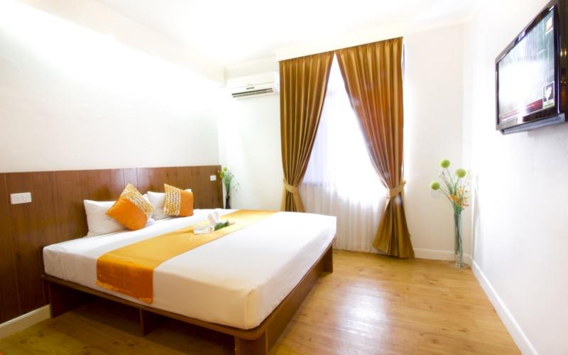 China Town Hotel Bangkok :高级房