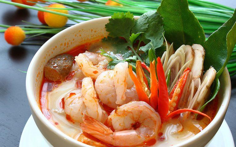 China Town Hotel Bangkok : Tom Yum Kung