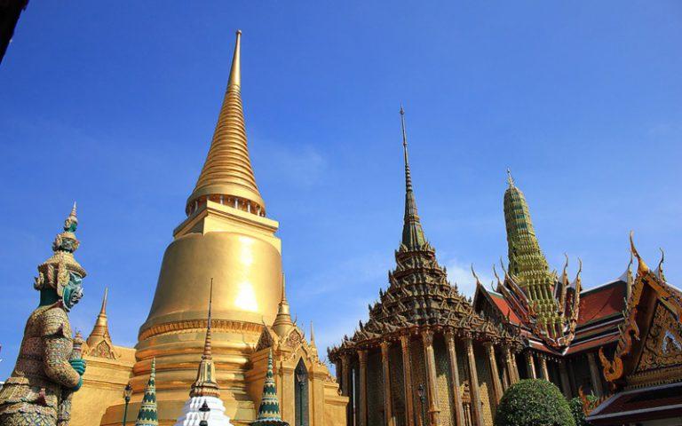 China Town Hotel Bangkok : Wat Pra Keaw