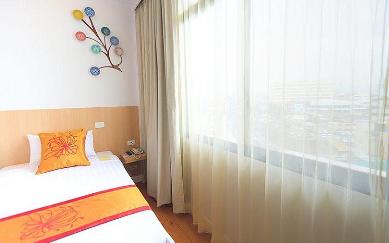 China Town Hotel Bangkok : Super Standard Room