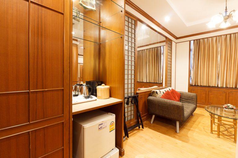 China Town Hotel Bangkok : Junior Suite