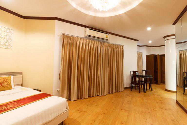 China Town Hotel Bangkok : ห้องจูเนียร์สูท