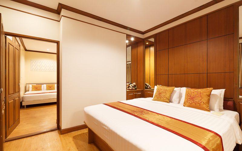 China Town Hotel Bangkok :小型套房
